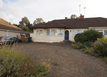 Thumbnail 3 bed semi-detached bungalow for sale in Broad Walk, Hockley