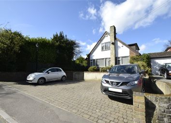 Thumbnail 4 bed detached house for sale in Green Court Road, Crockenhill, Kent