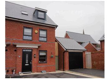 Thumbnail 4 bed semi-detached house for sale in Castleton Hamlett, Rochdale