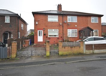 Thumbnail 2 bed semi-detached house for sale in Grasmere Road, Swinton Manchester
