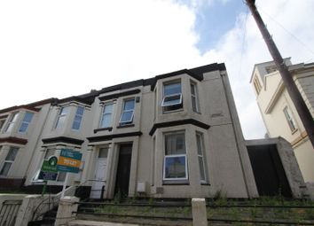 Thumbnail 1 bed terraced house to rent in Hill Park Crescent, Plymouth