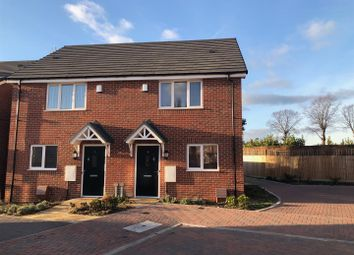 Thumbnail 2 bedroom semi-detached house for sale in Mercia Gardens, Foleshill, Coventry