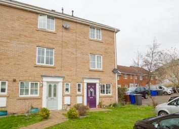 Thumbnail 4 bed town house for sale in Ruffles Road, Haverhill