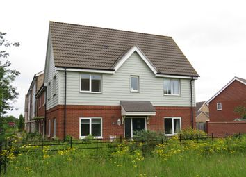 Thumbnail 3 bed semi-detached house for sale in Sterling Way, Upper Cambourne, Cambridge