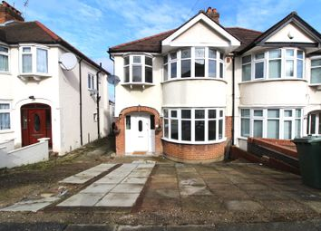 Thumbnail 3 bed detached house to rent in The Heights, Northolt
