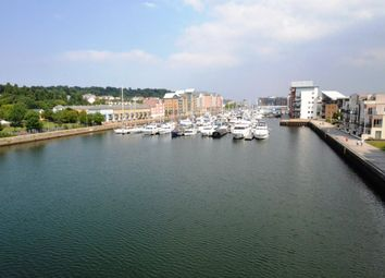 Thumbnail 2 bedroom flat to rent in Martingale Way, Portishead, Bristol