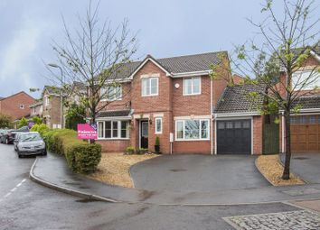 Thumbnail 5 bed detached house for sale in Dorallt Way, Henllys, Cwmbran
