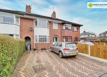 Thumbnail 3 bed town house for sale in Ashlands Crescent, Harpfields, Stoke-On-Trent