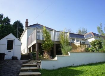 Thumbnail 3 bed detached bungalow to rent in Penwethers Lane, Truro