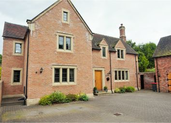 Thumbnail 6 bed detached house for sale in Arleston Manor Drive, Telford