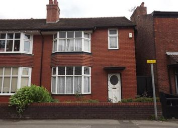 Thumbnail 3 bed semi-detached house for sale in Adswood Lane East, Stockport, Greater Manchester