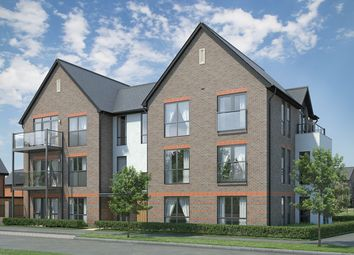 "Thumbnail 2 bed flat for sale in ""Langley House 4"" at Hornbeam Place, Reading"