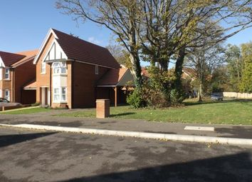 Thumbnail 3 bed link-detached house for sale in Kings Avenue, Ashford, Kent