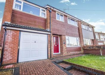 Thumbnail 5 bed semi-detached house for sale in Marina Drive, Fulwood, Preston, Lancashire