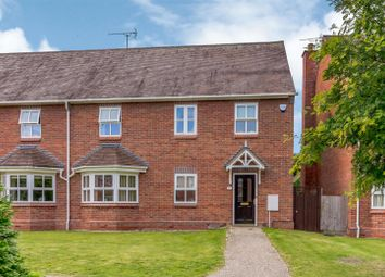 Thumbnail 3 bedroom end terrace house for sale in Woodfield Gardens, Belmont, Hereford