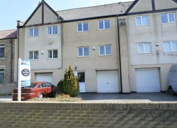 Thumbnail 3 bed town house for sale in The Parks, South Broomhill, Morpeth