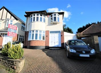 Thumbnail 3 bed detached house for sale in Ashurst Road, Cockfosters, Barnet