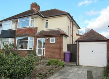 Thumbnail 3 bedroom semi-detached house for sale in Hightor Road, Woolton, Liverpool, Merseyside