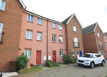 Thumbnail 3 bed property to rent in Dragonfly Lane, Cringleford, Norwich