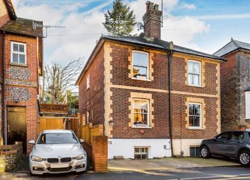 Thumbnail 4 bed semi-detached house for sale in Sydenham Road, Guildford