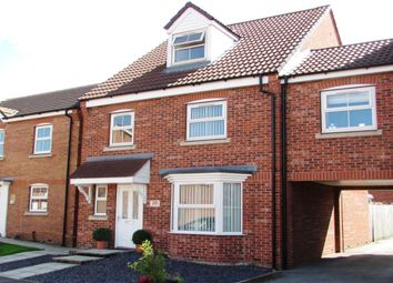 Thumbnail 4 bed property for sale in Pochard Drive, Scunthorpe