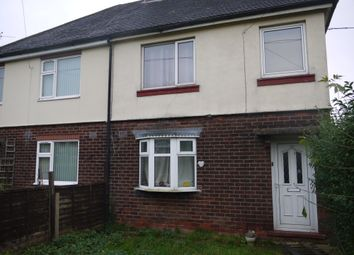 Thumbnail 3 bedroom semi-detached house to rent in Roxby Road, Winterton