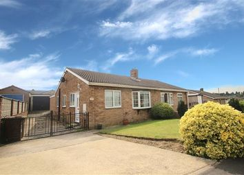 Thumbnail 3 bed bungalow for sale in Cotswold Close, Hemsworth, Pontefract