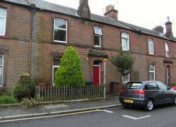 Thumbnail 1 bed flat to rent in Glebe Street, Dumfries