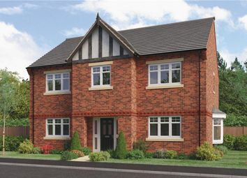 "Thumbnail 5 bedroom detached house for sale in ""Cromford"" at Jawbone Lane, Melbourne, Derby"