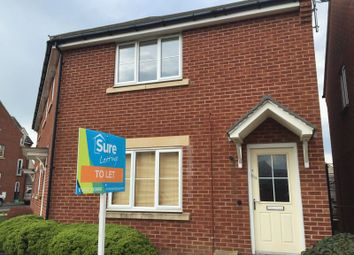 Thumbnail 1 bed property to rent in Watermint Drive, Tuffley, Gloucester