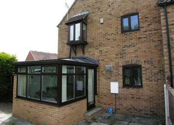 Thumbnail 1 bed town house to rent in Summerfield Drive, Brotherton, Knottingley