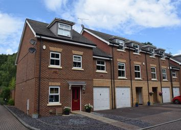 Thumbnail 4 bed end terrace house for sale in Dene Close, Camberley, Surrey