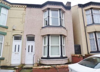 Thumbnail 3 bedroom property to rent in Percy Street, Bootle