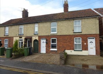 Thumbnail 3 bedroom terraced house to rent in Crown Road, Dereham