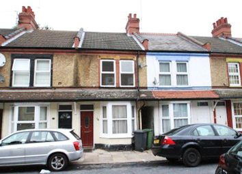 Thumbnail 4 bedroom terraced house to rent in St. Saviours Crescent, Luton