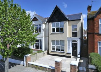 Thumbnail 4 bed end terrace house for sale in Douglas Road, Herne Bay, Kent