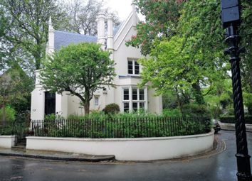 Thumbnail 4 bed detached house to rent in Park Village West, Camden