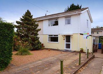 Thumbnail 5 bedroom semi-detached house to rent in Rachel Close, Eaton, Norwich, Norfolk