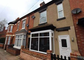 Thumbnail 4 bedroom terraced house to rent in Grafton Street, Coventry