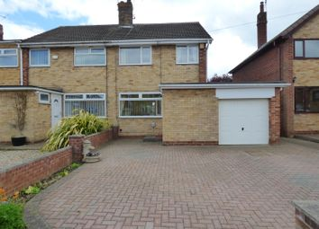 Thumbnail 3 bed semi-detached house for sale in Highfield Road, Beverley