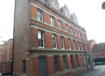 Thumbnail 2 bed flat to rent in Derby Street, Nottingham, Nottinghamshire