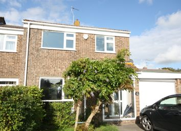 Thumbnail 4 bedroom semi-detached house to rent in Otter Road, Clevedon