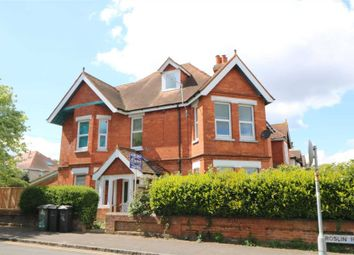 Thumbnail 1 bedroom flat for sale in Roslin Road, Winton, Bournemouth