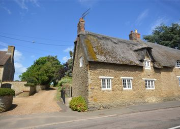 Thumbnail 2 bed cottage for sale in High Street, Great Doddington, Northamptonshire