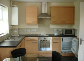 Thumbnail 2 bed flat to rent in Carram Way, Lincoln