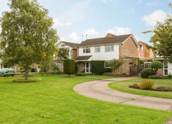 Thumbnail 4 bed detached house for sale in Colne Close, North Hykeham, Lincoln