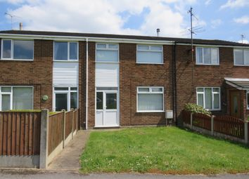 Thumbnail 3 bed terraced house for sale in Barton Court, Mansfield