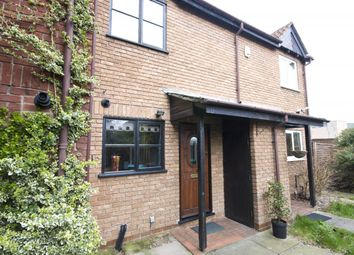 Thumbnail 2 bed town house for sale in Meadow Close, Nottingham, Nottinghamshire