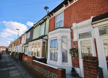 Thumbnail 2 bedroom terraced house for sale in Mayhall Road, Portsmouth