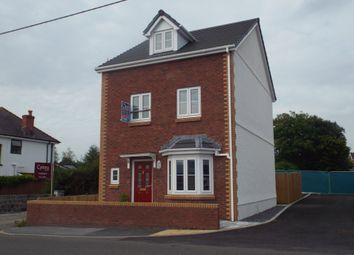 Thumbnail 4 bed detached house for sale in Bankydderwen, Derwydd Road, Llandybie, Ammanford